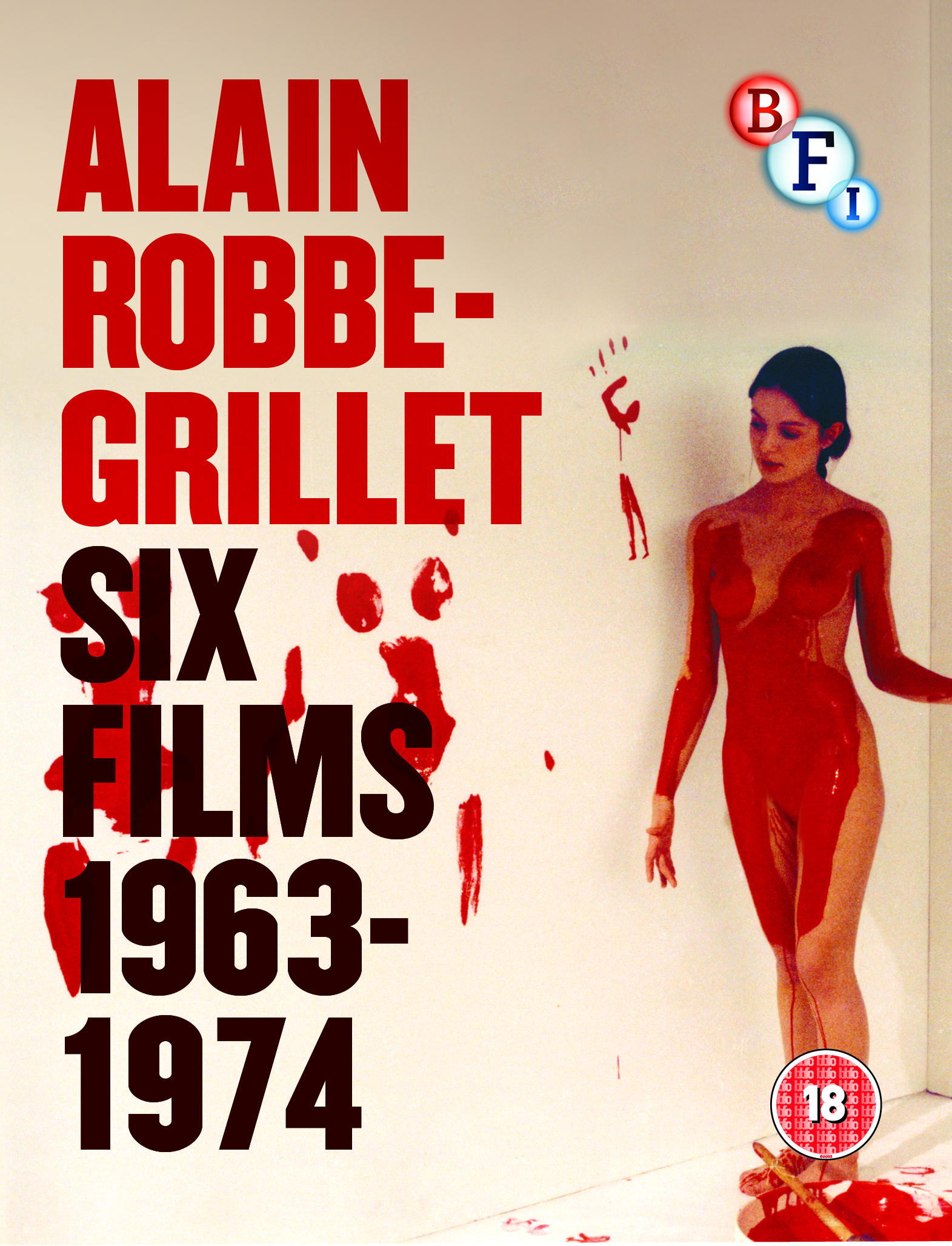 Buy Alain Robbe-Grillet: Six Films 1963-1974 (Blu-Ray box set) on DVD and Blu Ray
