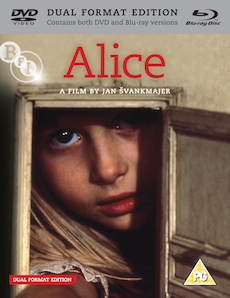 Buy Alice on DVD and Blu Ray