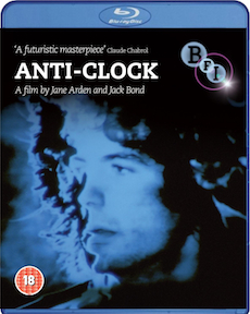 Buy Anti-Clock on DVD and Blu Ray