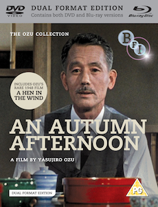 Buy An Autumn Afternoon on DVD and Blu Ray