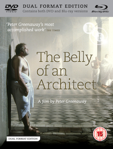 Buy The Belly of an Architect on DVD and Blu Ray