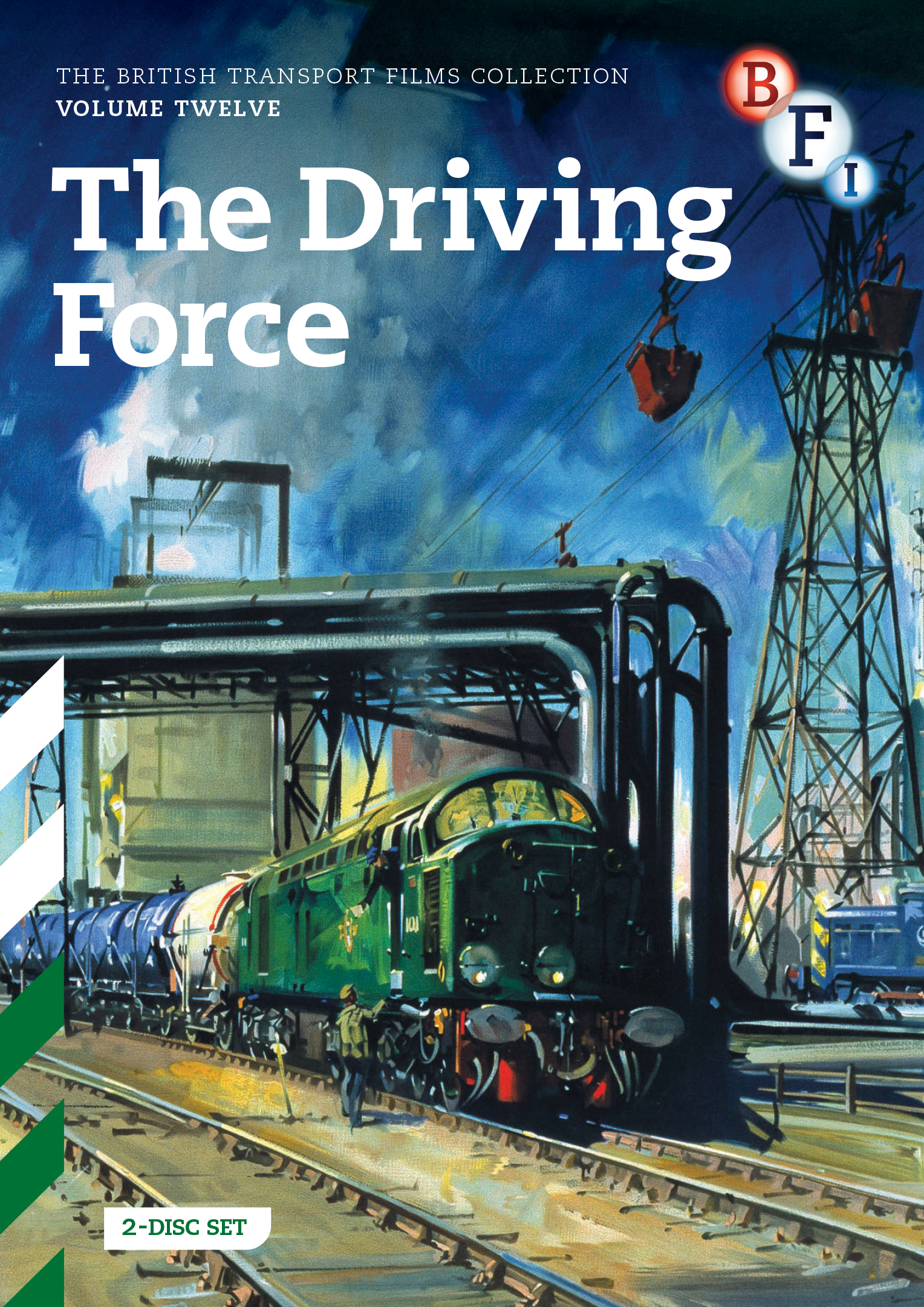 Buy British Transport Films Volume 12: The Driving Force on DVD and Blu Ray