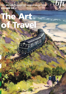Buy British Transport Films Volume Six: The Art of Travel on DVD and Blu Ray