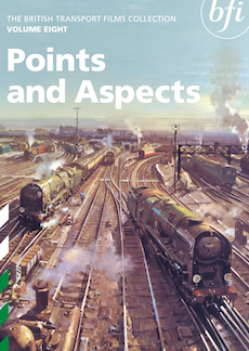 Buy British Transport Films Volume Eight: Points and Aspects on DVD and Blu Ray