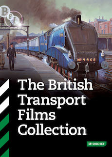 Buy British Transport Films Collection on DVD and Blu Ray