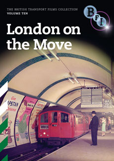 Buy British Transport Films Volume Ten: London on the Move on DVD and Blu Ray