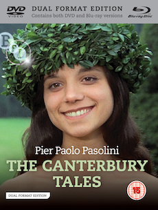 Buy The Canterbury Tales on DVD and Blu Ray