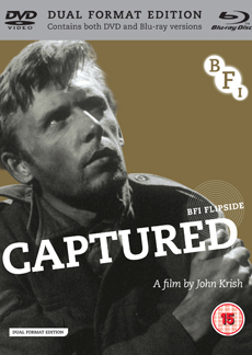 Buy Captured on DVD and Blu Ray