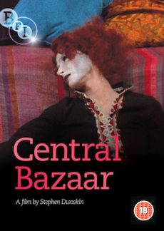 Buy Central Bazaar on DVD and Blu Ray