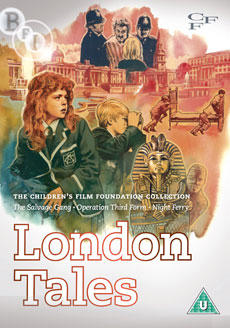 Buy The Children's Film Foundation Collection Volume One: London Tales on DVD and Blu Ray