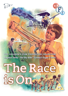 Buy The Children's Film Foundation Collection Volume Two: The Race Is On on DVD and Blu Ray