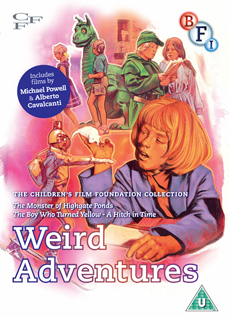 Buy The Children's Film Foundation Collection Volume Three: Weird Adventures  on DVD and Blu Ray