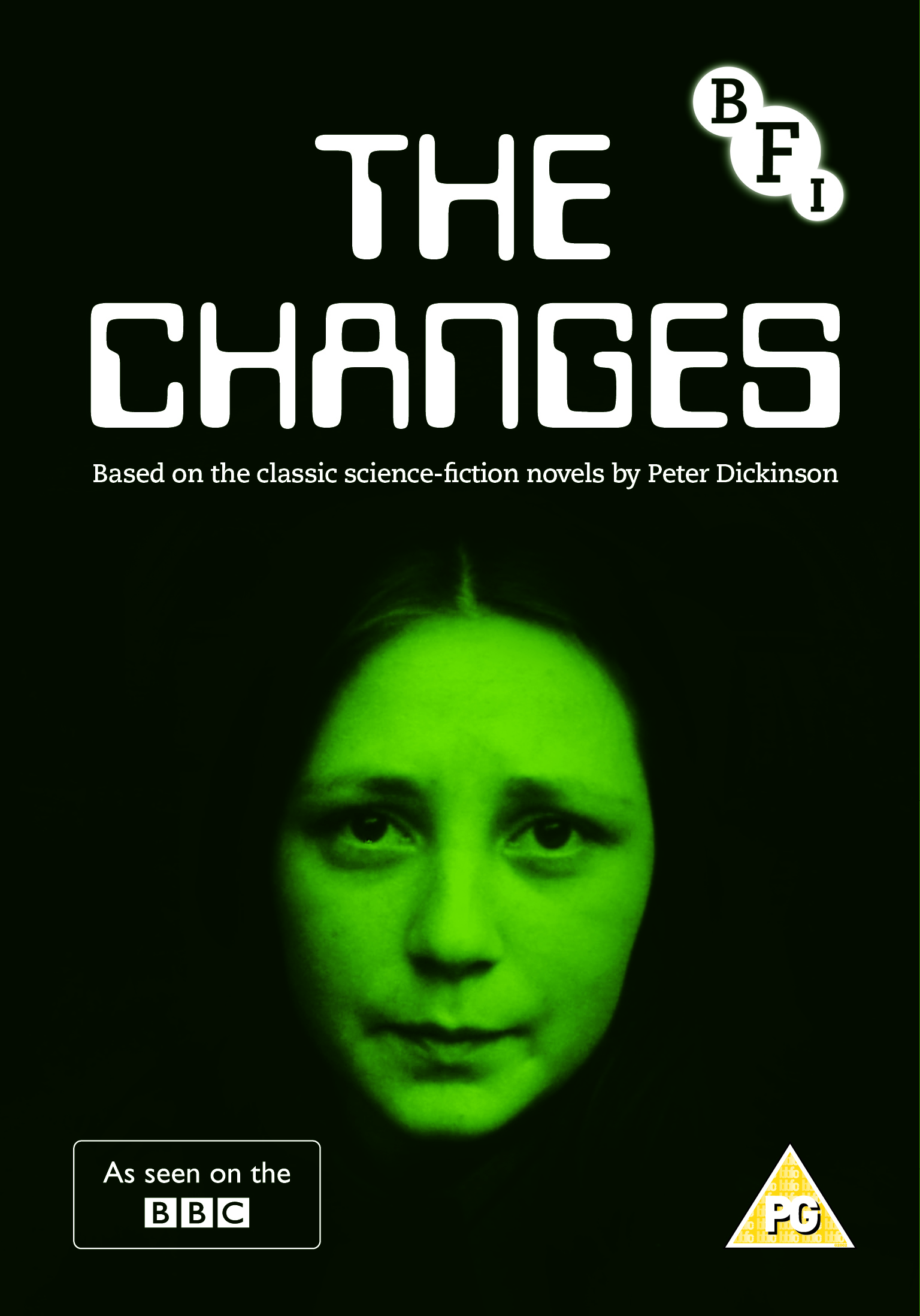 Buy The Changes on DVD and Blu Ray