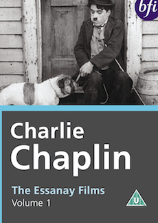 Buy Charlie Chaplin: The Essanay Films Volume 1 on DVD and Blu Ray