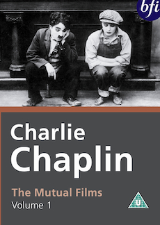 Buy Charlie Chaplin: Mutual Films Volume 1 on DVD and Blu Ray