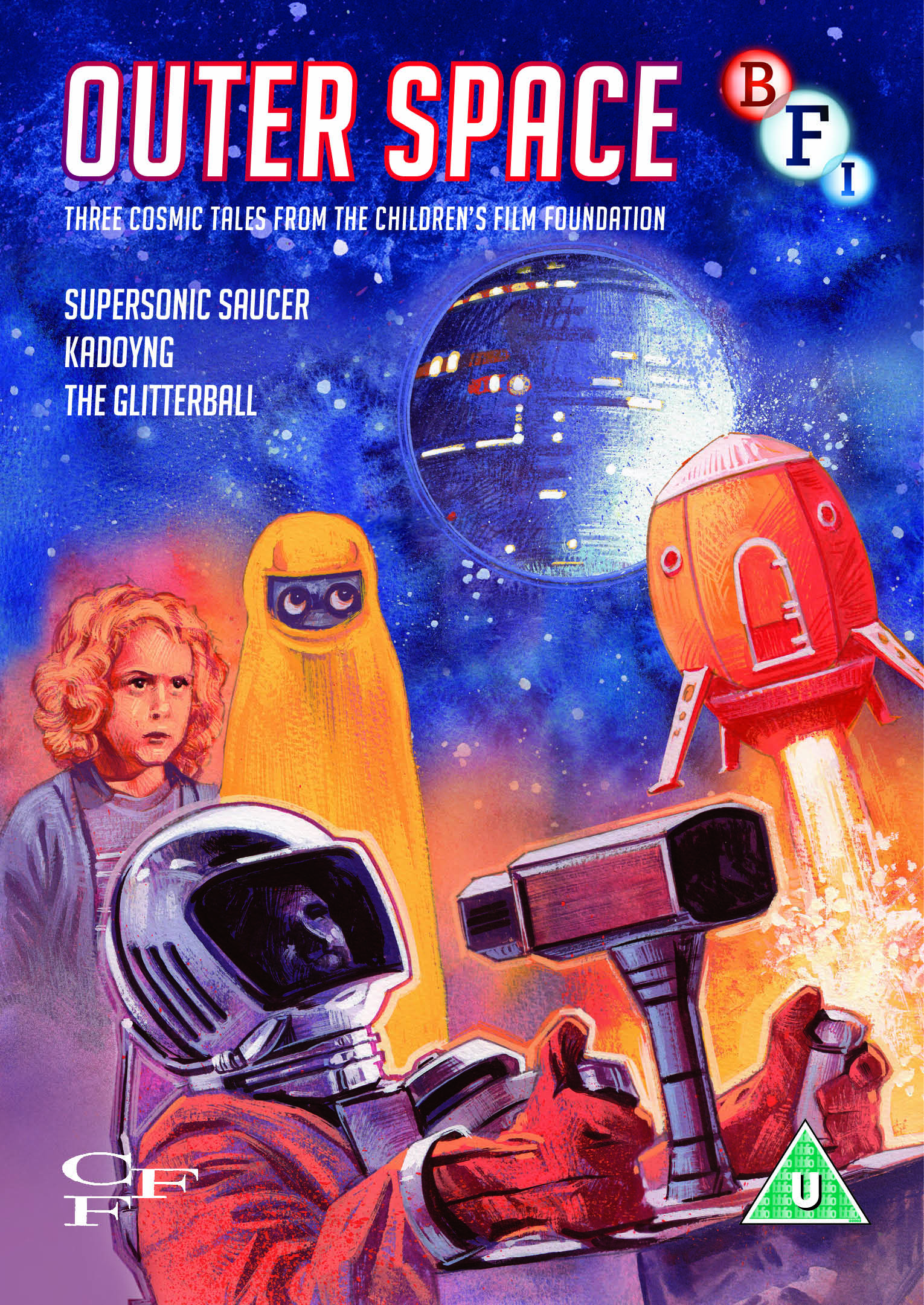 Buy  Children's Film Foundation: Outer Space on DVD and Blu Ray