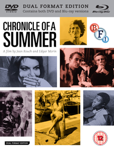 Buy Chronicle of a Summer on DVD and Blu Ray