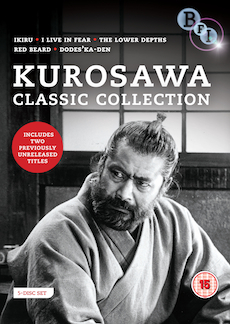 Buy Kurosawa Classic Collection on DVD and Blu Ray