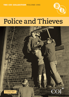 Buy The COI Collection Volume One: Police and Thieves on DVD and Blu Ray