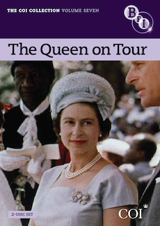 Buy The COI Collection Volume Seven: The Queen on Tour on DVD and Blu Ray