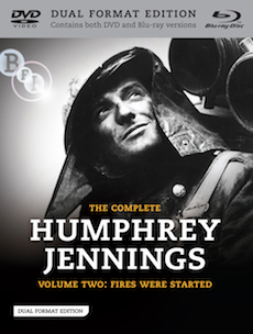 Buy The Complete Humphrey Jennings Collection Volume Two: Fires Were Started on DVD and Blu Ray