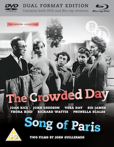Buy The Crowded Day + Song of Paris on DVD and Blu Ray