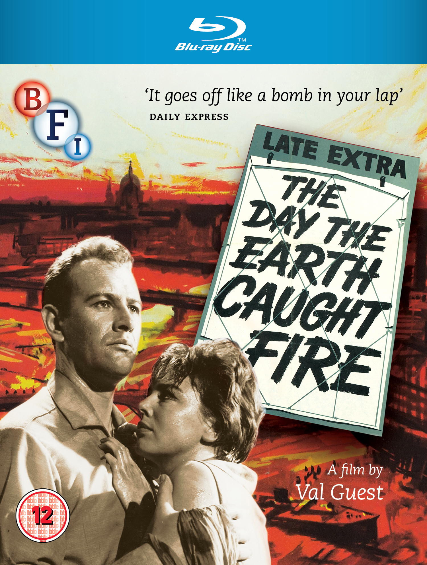 Buy The Day the Earth Caught Fire (Blu-ray) on DVD and Blu Ray
