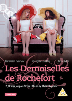 Buy Les Demoiselles de Rochefort on DVD and Blu Ray