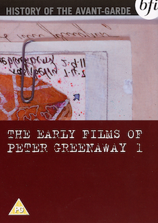 Buy The Early Films of Peter Greenaway Volume 1 on DVD and Blu Ray
