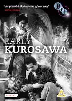 Buy Early Kurosawa on DVD and Blu Ray