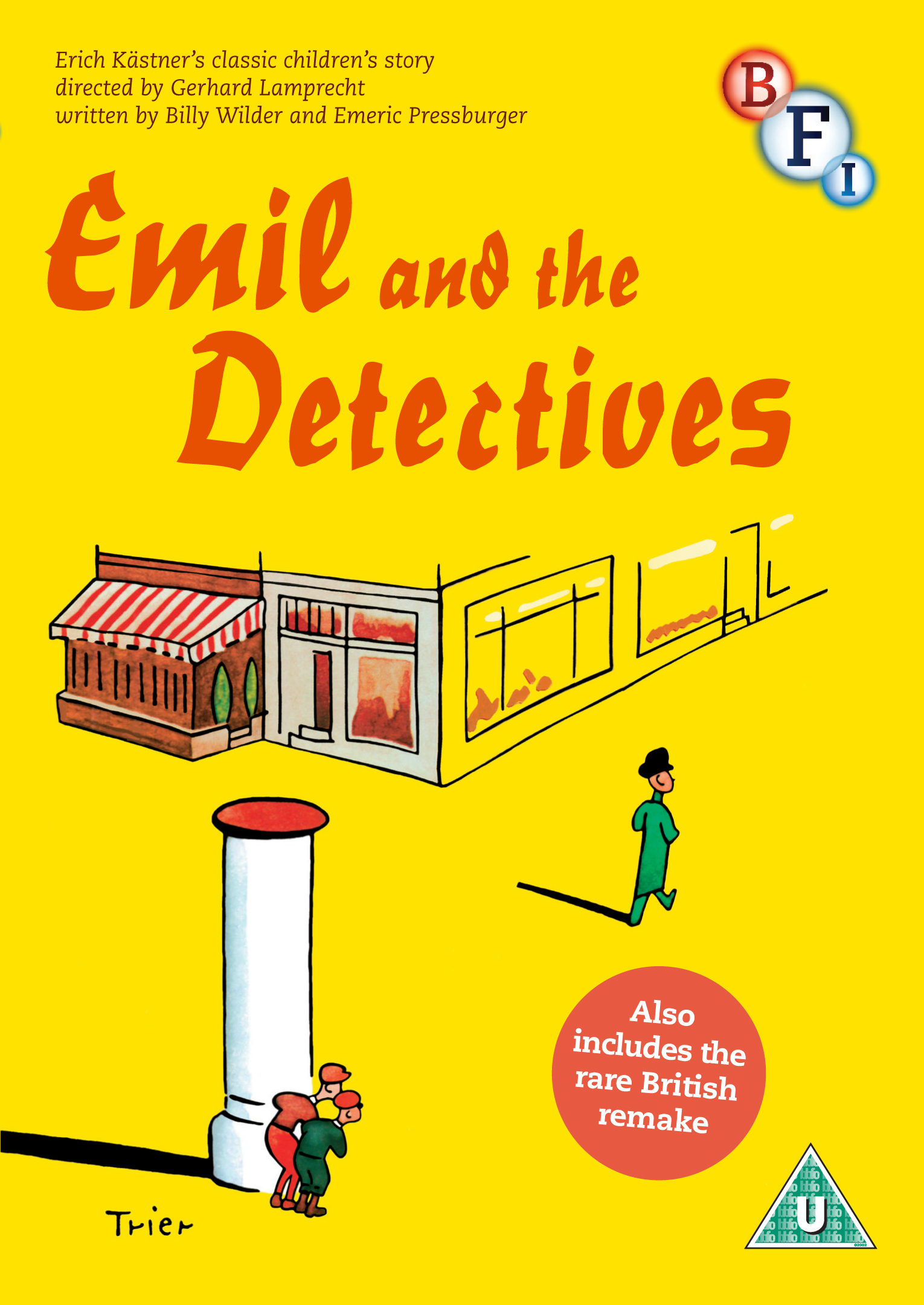 Buy Emil and the Detectives on DVD and Blu Ray