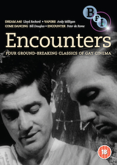 Buy Encounters: Four Ground-Breaking Classics of Gay Cinema on DVD and Blu Ray