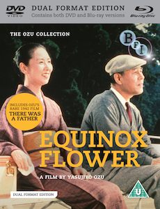 Buy Equinox Flower + There was a Father on DVD and Blu Ray