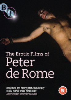 Buy The Erotic Films of Peter de Rome on DVD and Blu Ray