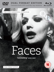 Buy Faces on DVD and Blu Ray