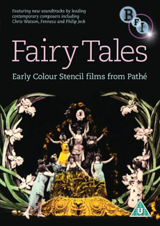 Buy Fairy Tales: Early Colour Stencil films from Pathe on DVD and Blu Ray