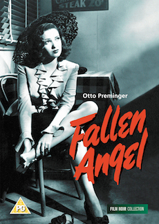 Buy Fallen Angel on DVD and Blu Ray