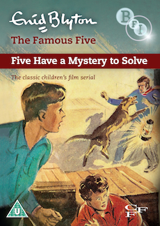 Buy The Famous Five: Five Have a Mystery to Solve on DVD and Blu Ray