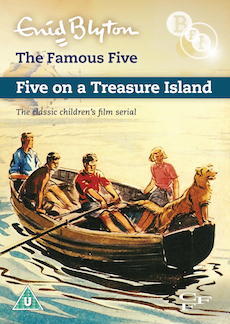 Buy The Famous Five: Five on a Treasure Island on DVD and Blu Ray