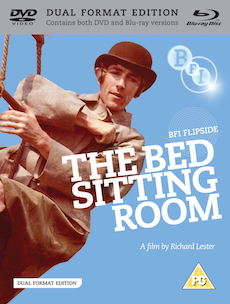 Buy The Bed Sitting Room on DVD and Blu Ray