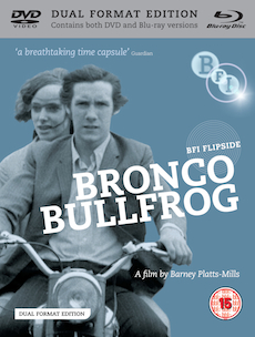 Buy Bronco Bullfrog on DVD and Blu Ray