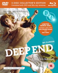 Buy Deep End on DVD and Blu Ray