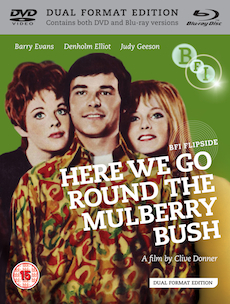 Buy Here We Go Round the Mulberry Bush on DVD and Blu Ray