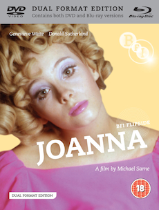 Buy Joanna on DVD and Blu Ray