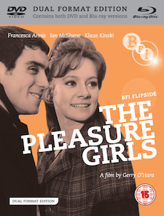 Buy The Pleasure Girls on DVD and Blu Ray