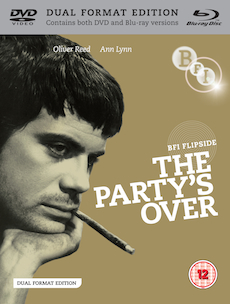 Buy The Party's Over on DVD and Blu Ray