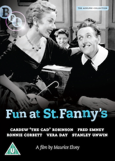 Buy Fun at St. Fanny's on DVD and Blu Ray