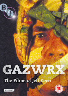Buy GAZWRX: The Films of Jeff Keen on DVD and Blu Ray