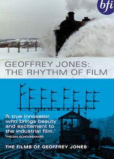 Buy Geoffrey Jones: The Rhythm of Film on DVD and Blu Ray