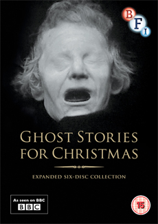 Buy Ghost Stories for Christmas – expanded six-disc collection on DVD and Blu Ray